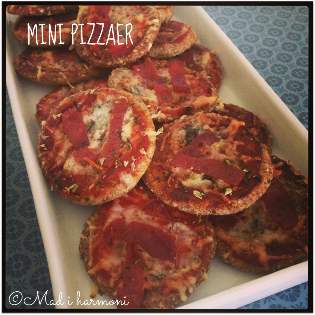 Mini pizzaer
