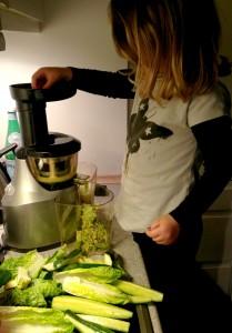 Maja laver juice