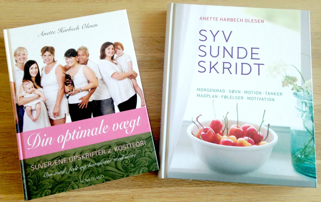 Give away Anette Harbech Olesen